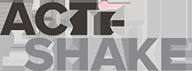 Acti-Shake Logo